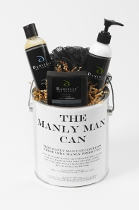 The Manly Man gift Can