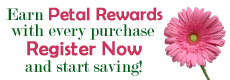 Petal Rewards Program