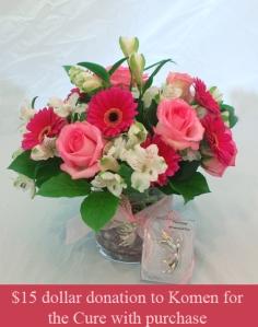 Gerberas, roses and more!